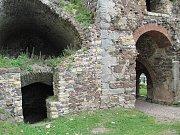 Z hradu Potštejn.