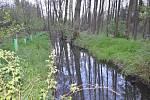 Vodní kanál Alba.