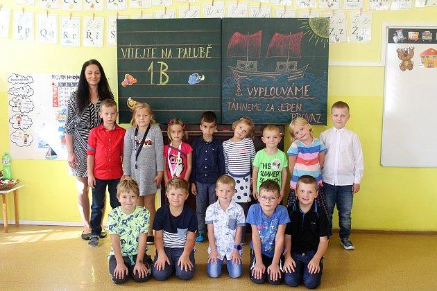Základní škola Opočno - třída 1.B.