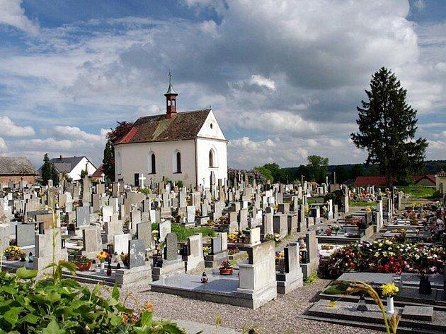 Častolovický hřbitov