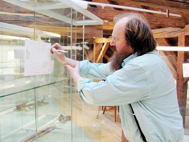 Přípravy vrcholí, expozice muzea se otevře včas