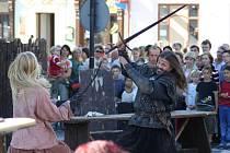 Svatý Václav přiveze nejen kejklíře a hudebníky