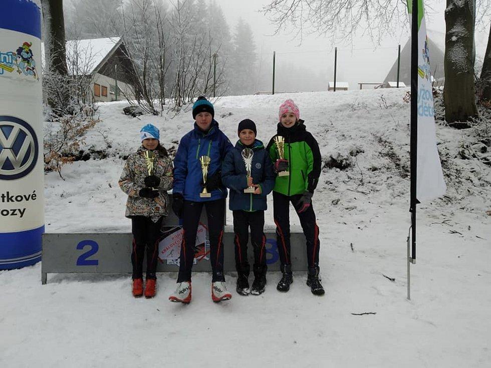 Ohlédnutí za sezonou běžeckého lyžování Wikov Ski Skuhrov nad Bělou.