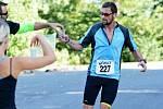 HORSKÁ TRAŤ dokonale prověřila všechny účastníky maratonu i půlmaratonu. Obtížnost závodu zvýšilo tropické počasí, a tak občerstvovací stanice byly v plné permanenci.