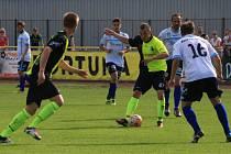 Krajský přebor ve fotbale: FC Spartak Rychnov nad Kněžnou - MFK Nové Město nad Metují.