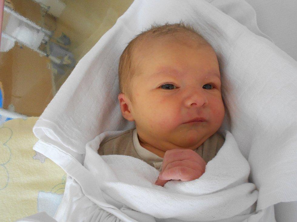 MAJDALENA NOVOTNÁ se narodila 1. června ve 4.20 hodin. Měřila 52 cm a vážila 3250 g. Velmi potěšila své rodiče Lucii Barillovou a Martina Novotného z Dobrého. Doma se těší bráška Matyáš.