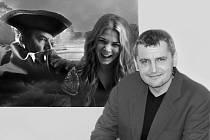Fotograf, spisovatel, novinář Robert Rohál sice nepochází z rychnovského okresu, ale do jednoho z míst se zamiloval. Stal se jím doudlebský zámek.