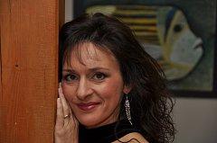Zpěvačka Dita Hořínková.