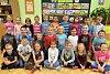 Žáci třídy 1. A ze Základní školy F. Kupky v Dobrušce.