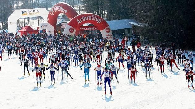 Orlický maraton 2009.