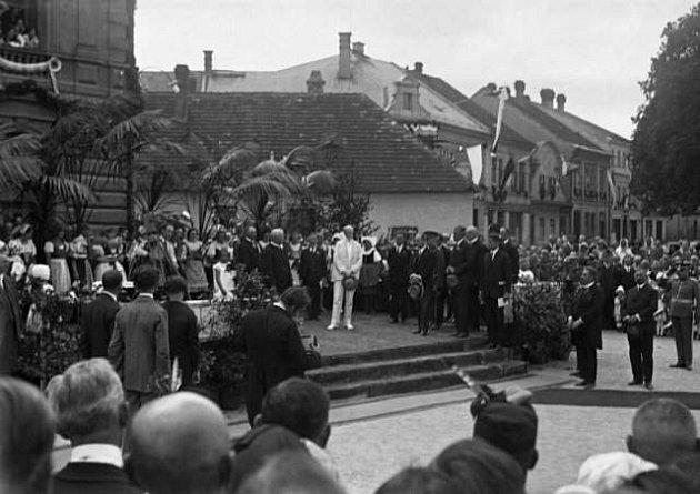 President Masaryk v Opočně