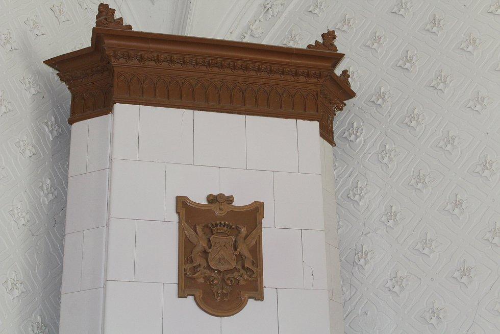 O znovuvzkříšení kvasinského zámku se stará Soňa Klímová-Janečková