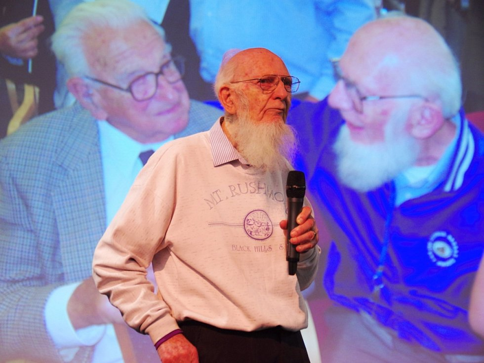 """Tomáš Graumann je jedním z """"dětí"""" Nicholase Wintona, který jich před nacisty zachránil celkem 699."""