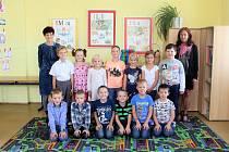 Základní škola Opočno - třída 1. A.