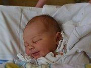 KARIN HORÁKOVÁ: Klára Motýlková a Jiří Horák z Opočna přivítali na svět své první dítě. Holčička se narodila 7. května v 1:00. Vážila 3270 gramů a měřila 51 cm. Tatínek byl u porodu a zvládl ho výborně.