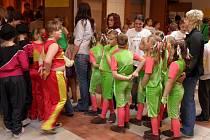 Soutěžili v tanci o rychnovský pohárek