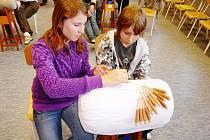 Žáci se během projektu zaměřili na regionální tradice