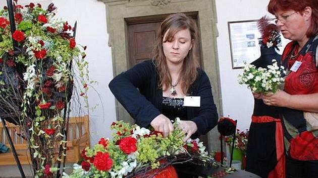 Umění mistrů floristů