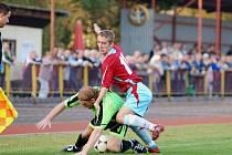 Fotbal: Dobruška - Kunčice 1:1.