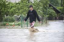 Lokální záplavy