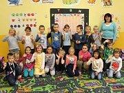 Základní škola Opočno - žáci ze třídy 1. A.