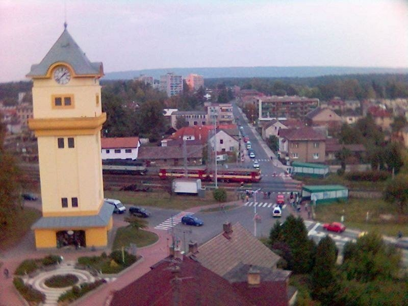 Týniště nad Orlicí - ilustrační fotografie