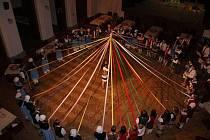 Ples v divadle byl naplněný keltským duchem
