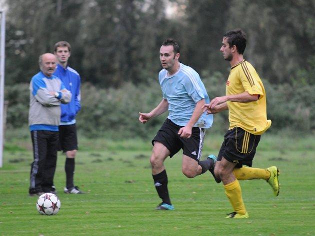 Fotbalisté AFK Častolovice