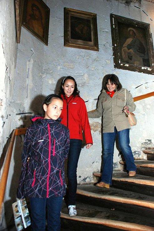Noc kostelů v kostele sv. Jiří Kostelec nad Orlicí