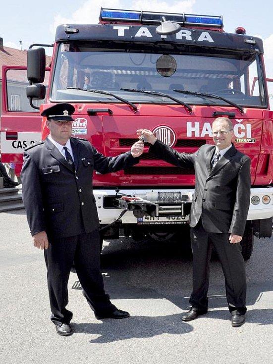 Kostelečtí hasiči oslavili 140 let od vzniku sboru