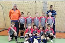 První turnaj Zimní halové ligy výběrů OFS U10 a U11 Královéhradeckého kraje se uskutečnil v Rokytnici v Orlických horách.