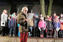Česko zpívá koledy v Kostelci nad Orlicí