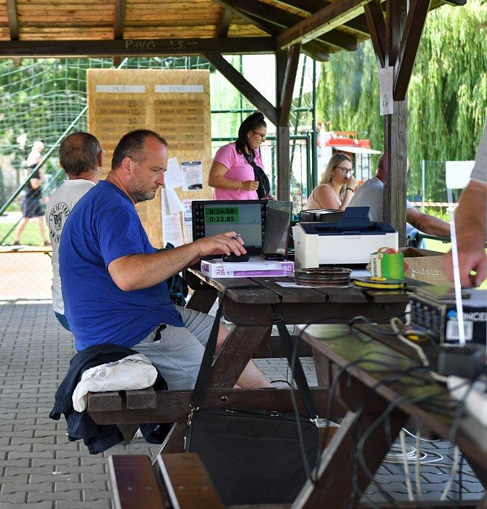 XXII. ročník Podorlické ligy v požárním útoku v Lukavici