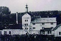 Kvasiny, historický snímek pivovaru