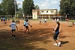 Volejbalové národní finále v Česticích