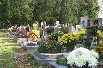 Hřbitovy na Rychnovsku