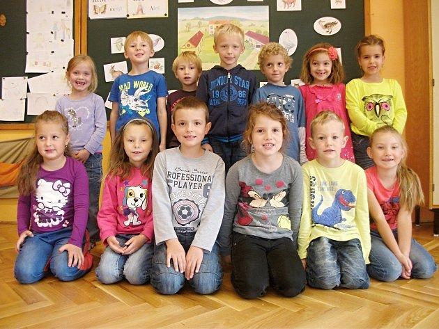 První třída v Javornici