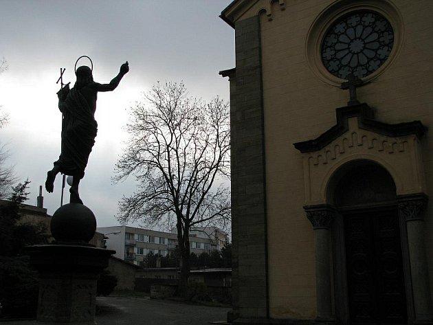 Vernisáž výstavy Zpráva o Akci K se uskuteční v  Kapli Proměnění Krista Pána.