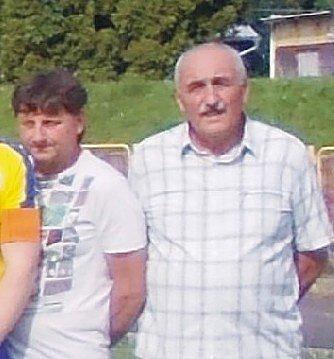 SK Dobruška Milan Petřík