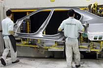 Škoda Auto plánuje rozšířit svařovnu