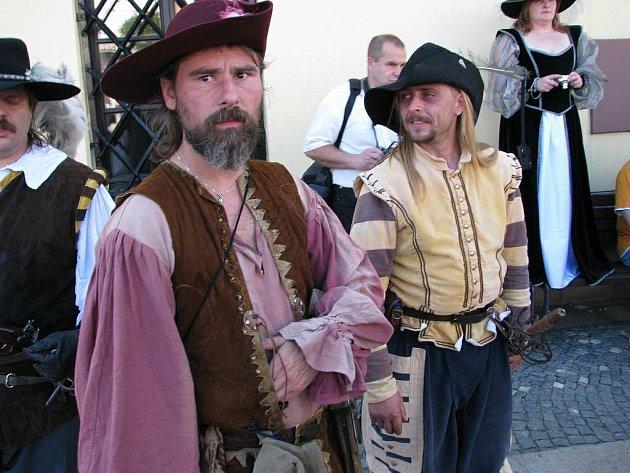 Oldřich Jon vede královéhradecké Svobodné žoldnéře.