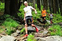 Vítězem Králického půlmaratonu na Dolní Moravě, dalšího závodu zážitkového Kilpi Trail Running Cupu, se stal Robert Krupička.