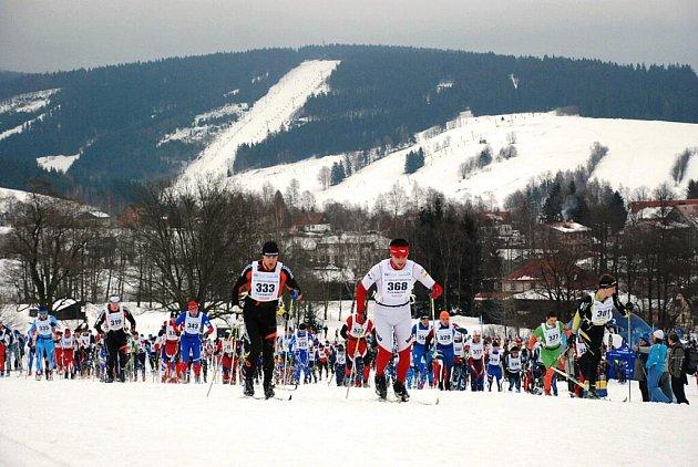 Orlický maraton 2011