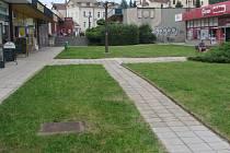 Pěší zóna v Havlíčkově ulici by se mohla dočkat změny k lepšímu.