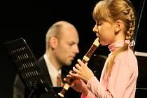 FLÉTNA patří k nejoblíbenějším hudebním nástrojům.