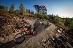 Dolní Morava otevírá traily pro cyklistické začátečníky i protřelé jezdce.