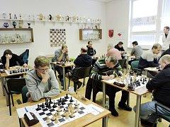 Šachisté rychnovské Pandy zdolali v domácím prostředí Agenturu 64 Grygov.