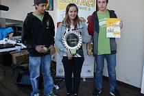 Tři děti z potštejnského domova uspěly v soutěži.