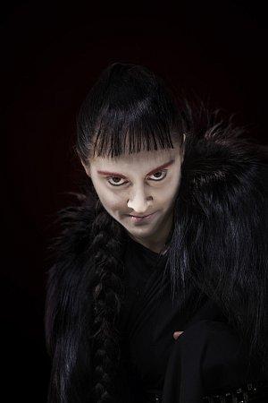 Pavlína Štorková jako Richard III.