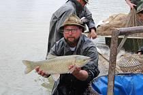 Rybářství Kolowrat uspořádalo odlov.